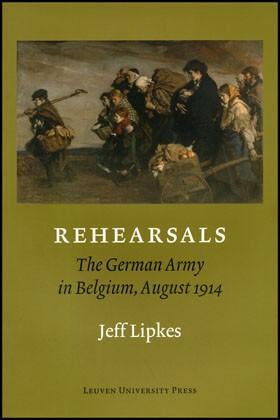 Rehearsals | Lipkes, 2007 | Buch (Cover)