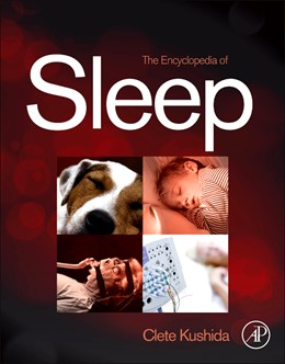 Abbildung von Encyclopedia of Sleep | 2013