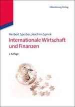 Internationale Wirtschaft und Finanzen | Sperber / Sprink | 2., aktualisierte Auflage, 2012 | Buch (Cover)