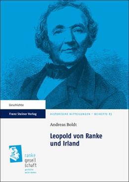 Abbildung von Boldt | Leopold von Ranke und Irland | 2012