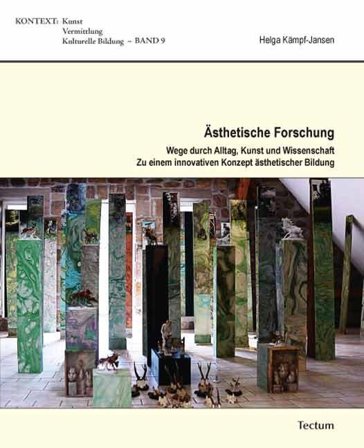 Ästhetische Forschung | Kämpf-Jansen, 2012 | Buch (Cover)