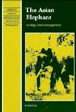 Abbildung von Sukumar | The Asian Elephant | 1993