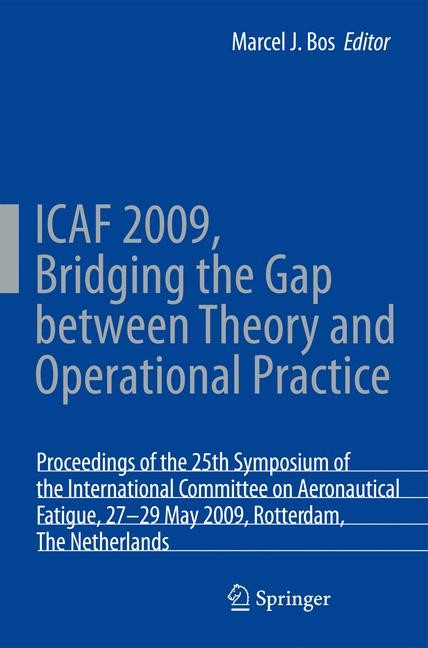 ICAF 2009, Bridging the Gap between Theory and Operational Practice | Bos, 2009 | Buch (Cover)