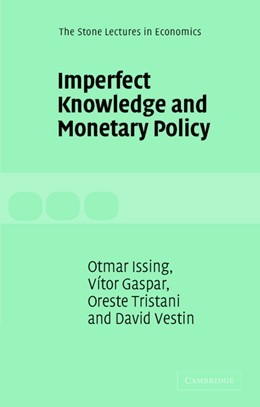 Abbildung von Gaspar / Issing / Tristani | Imperfect Knowledge and Monetary Policy | 2006