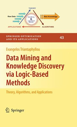 Abbildung von Triantaphyllou | Data Mining and Knowledge Discovery via Logic-Based Methods | 2012 | Theory, Algorithms, and Applic... | 43
