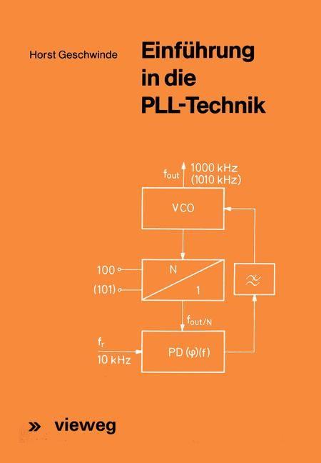 Abbildung von Geschwinde   Einführung in die PLL-Technik   1978