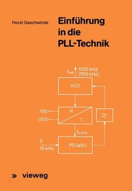 Abbildung von Geschwinde | Einführung in die PLL-Technik | 1978