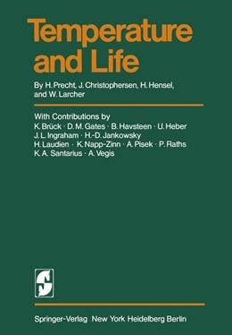 Abbildung von Precht | Temperature and Life | 2012