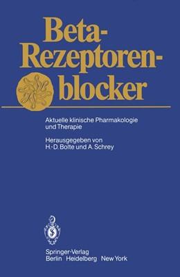 Abbildung von Bolte / Schrey   Beta-Rezeptorenblocker   2011   Aktuelle klinische Pharmakolog...
