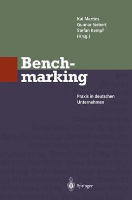 Abbildung von Mertins / Siebert / Kempf | Benchmarking | 2012 | Praxis in deutschen Unternehme...