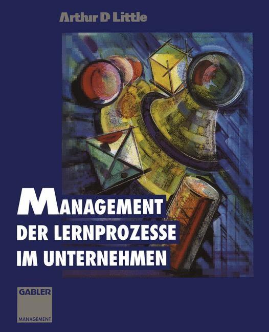 Management der Lernprozesse im Unternehmen | Little, 2012 | Buch (Cover)