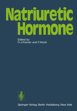 Abbildung von Kramer / Krück | Natriuretic Hormone | 1978