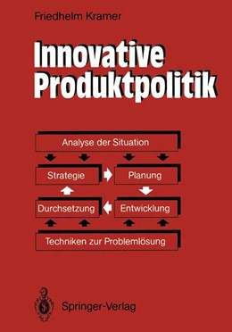 Abbildung von Kramer | Innovative Produktpolitik | 2012 | Strategie — Planung — Entwickl...