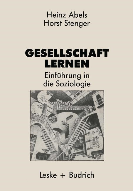 Abbildung von Abels | Gesellschaft lernen | 1986