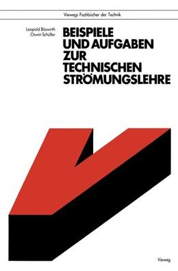 Abbildung von Böswirth | Beispiele und Aufgaben zur Technischen Strömungslehre | 1979