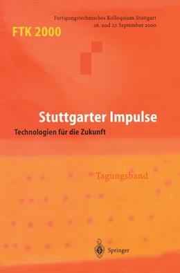 Abbildung von Gesellschaft für Fertigungstechnik | FTK 2000 | 2000 | Fertigungstechnisches Kolloqui...