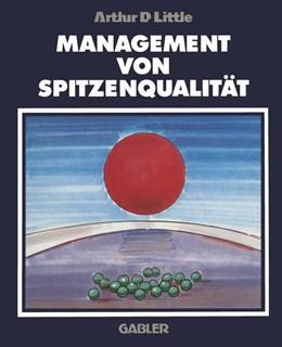 Abbildung von Little | Management von Spitzenqualität | 2012