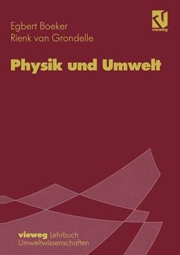 Abbildung von Boeker / van Grondelle | Physik und Umwelt | 2012