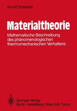 Abbildung von Krawietz | Materialtheorie | 2011 | Mathematische Beschreibung des...