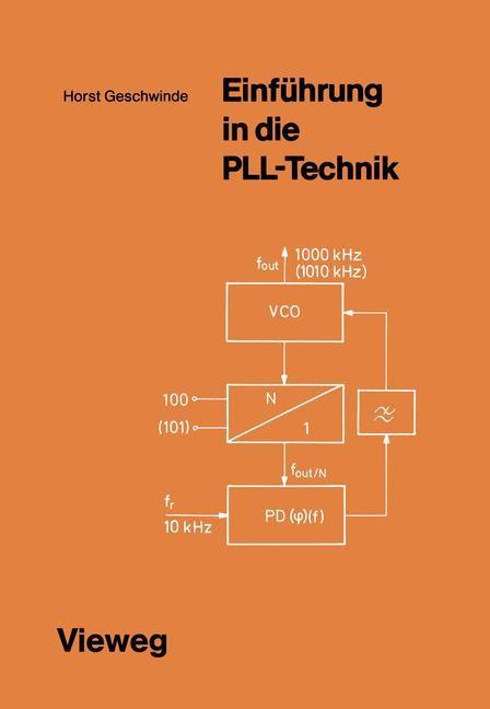 Abbildung von Geschwinde   Einführung in die PLL-Technik   1984