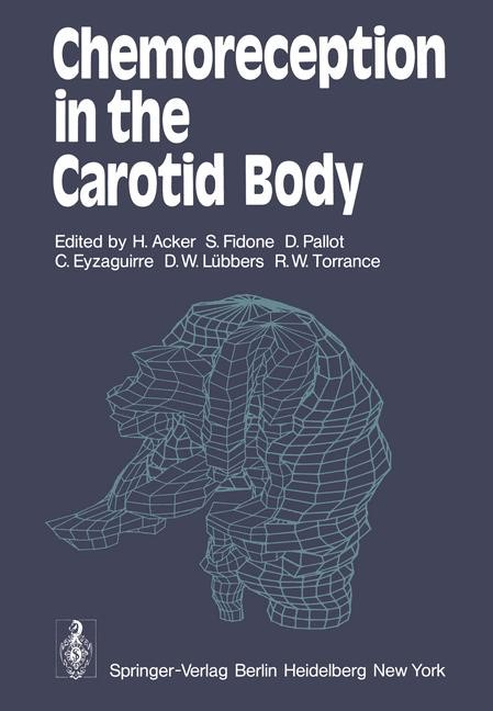 Chemoreception in the Carotid Body | Acker / Fidone / Pallot / Eyzaguirre / Lübbers / Torrance, 1977 | Buch (Cover)