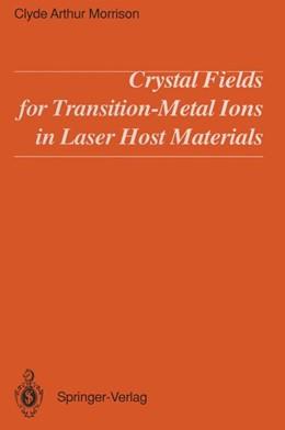Abbildung von Morrison   Crystal Fields for Transition-Metal Ions in Laser Host Materials   2012