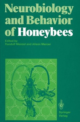Abbildung von Menzel / Mercer | Neurobiology and Behavior of Honeybees | 2011