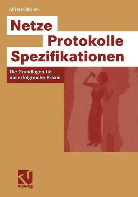 Netze — Protokolle — Spezifikationen | Olbrich, 2003 | Buch (Cover)