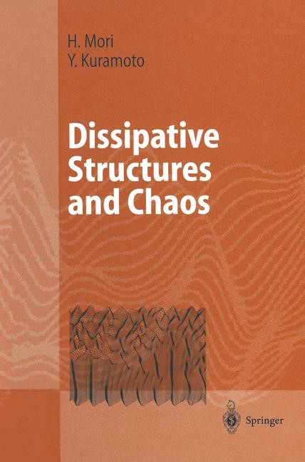 Dissipative Structures and Chaos | Mori / Kuramoto, 2011 | Buch (Cover)