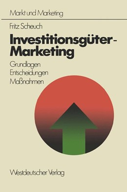 Abbildung von Scheuch | Investitionsgüter-Marketing | 1. Auflage | 1975 | beck-shop.de