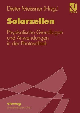 Abbildung von Meissner   Solarzellen   1993   Physikalische Grundlagen und A...