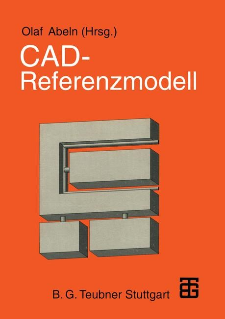 CAD — Referenzmodell   Abeln, 1995   Buch (Cover)