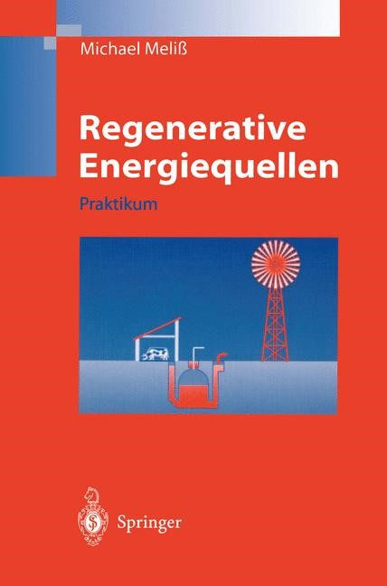 Abbildung von Meliß | Regenerative Energiequellen | 1997