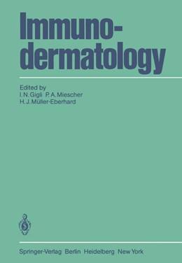 Abbildung von Gigli / Miescher / Müller-Eberhard | Immunodermatology | 1982