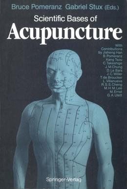 Abbildung von Pomeranz / Stux   Scientific Bases of Acupuncture   1988