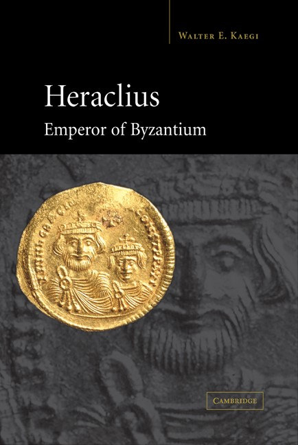 Abbildung von Kaegi | Heraclius, Emperor of Byzantium | 2003