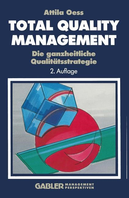 Total Quality Management | Oess | 2. Aufl. 1991, 1991 | Buch (Cover)