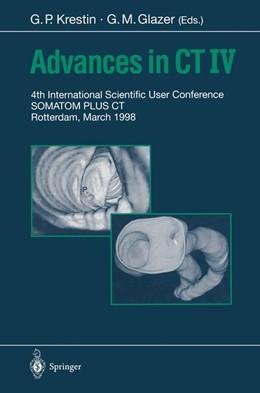 Abbildung von Krestin / Glazer   Advances in CT IV   2011   4th International Scientific U...