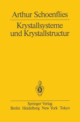 Abbildung von Schoenflies | Krystallsysteme und Krystallstructur | 2011