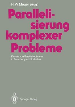 Abbildung von Meuer | Parallelisierung komplexer Probleme | 1991 | Einsatz von Parallelrechnern i...