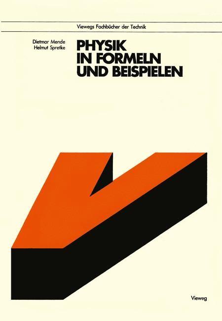 Abbildung von Mende | Physik in Formeln und Beispielen | 1981