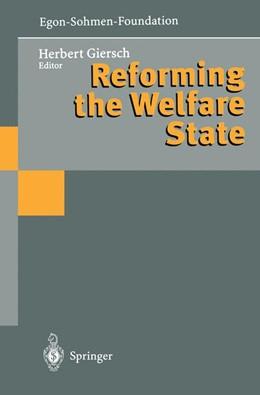 Abbildung von Giersch   Reforming the Welfare State   2011
