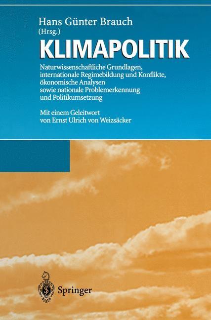 Klimapolitik | Brauch, 2011 | Buch (Cover)