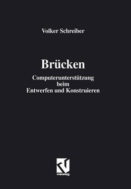 Abbildung von Schreiber   Brücken   1. Auflage   2012   beck-shop.de