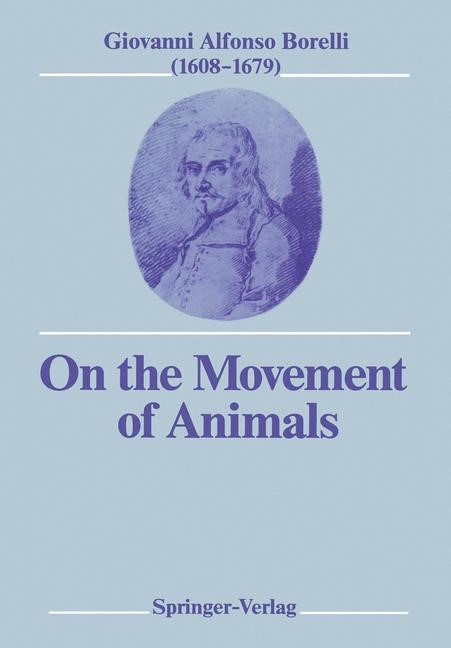 On the Movement of Animals | Borelli, 2011 | Buch (Cover)