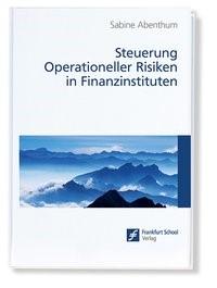 Steuerung Operationeller Risiken in Finanzinstituten | Abenthum, 2012 | Buch (Cover)