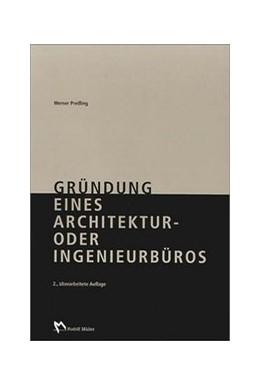 Abbildung von Preissing | Gründung eines Architektur- oder Ingenieurbüros | 2., überarb. Aufl. | 2002 | Praxishilfen zur Gründung, Neu...