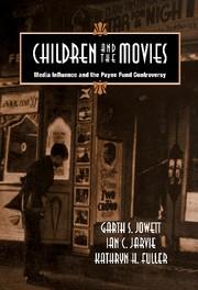 Abbildung von Jowett / Jarvie / Fuller   Children and the Movies   1996