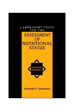 Abbildung von Sauberlich | Laboratory Tests for the Assessment of Nutritional Status | 2nd edition | 1999 | 21