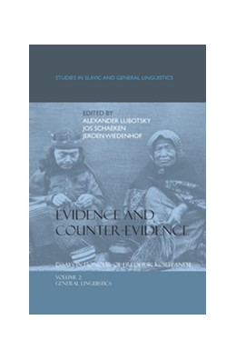 Evidence and Counter Evidence. Essays in Honour of Frederik